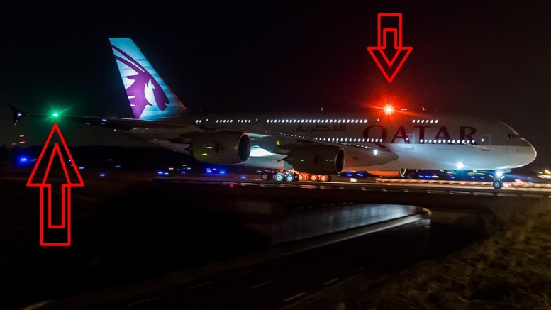 Here 39 S Why Every Airplane Must Have This Lights Wingsnews