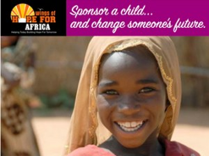 Sponsor a child to help someones future