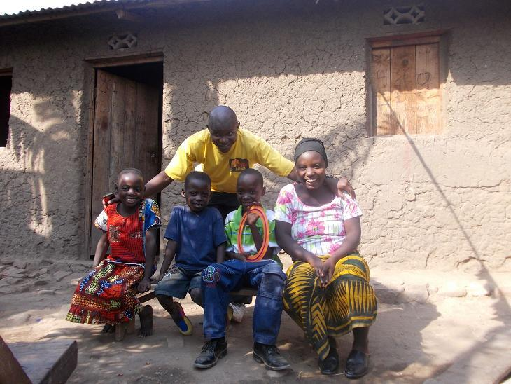 Wings of Hope Africa supports self-sufficiency through various income-generating measures.