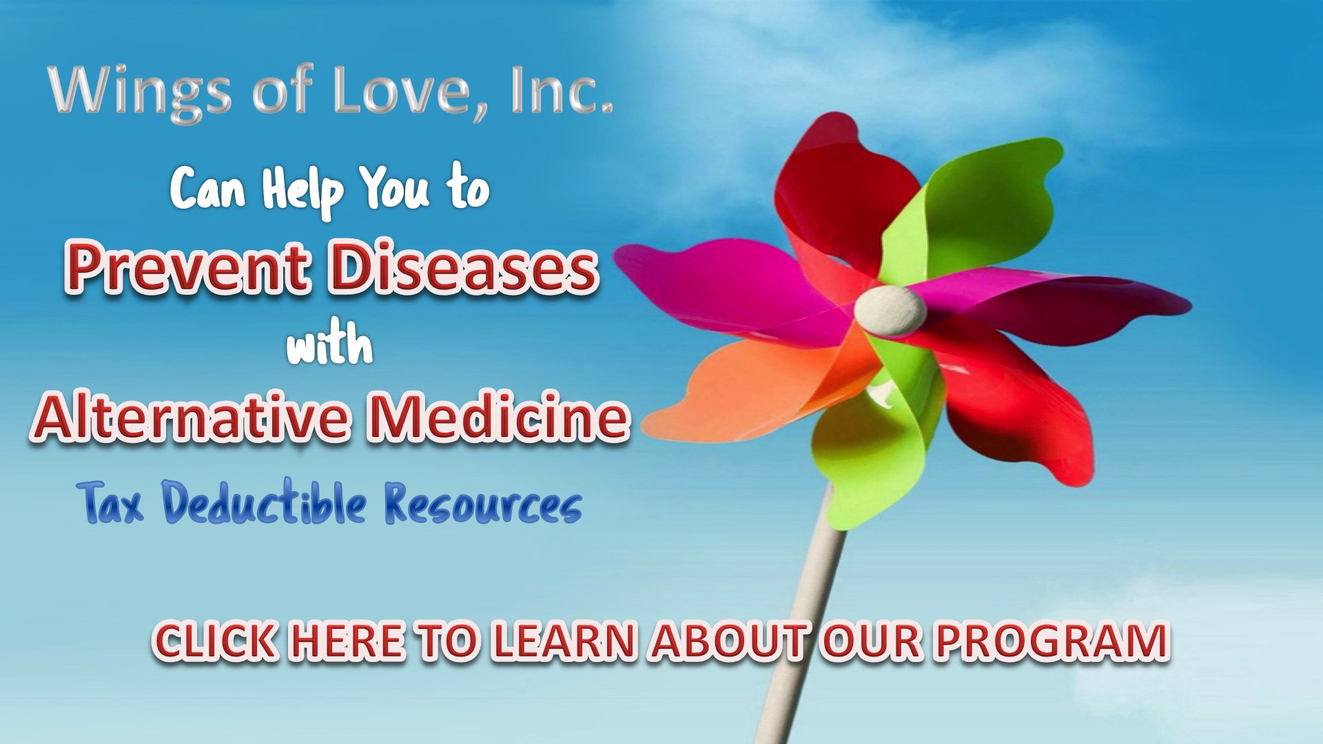 Alternative Medicine Nonprofit Campaign