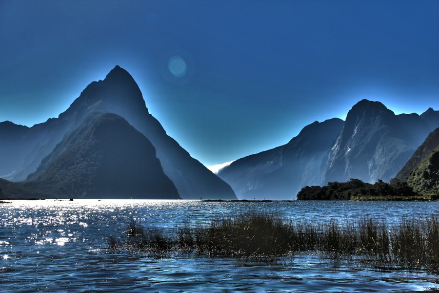 Milford Sound HDR