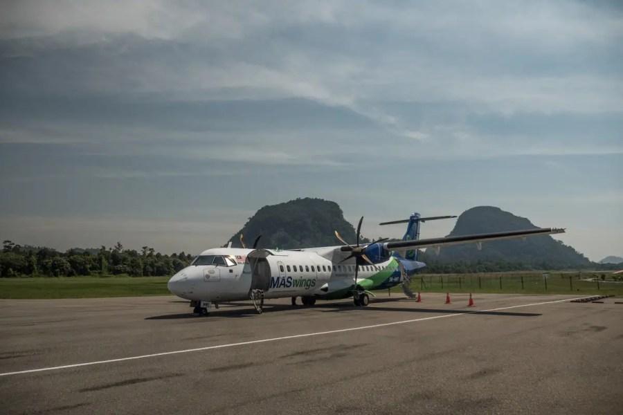 Gunung Mulu National Park airstrip