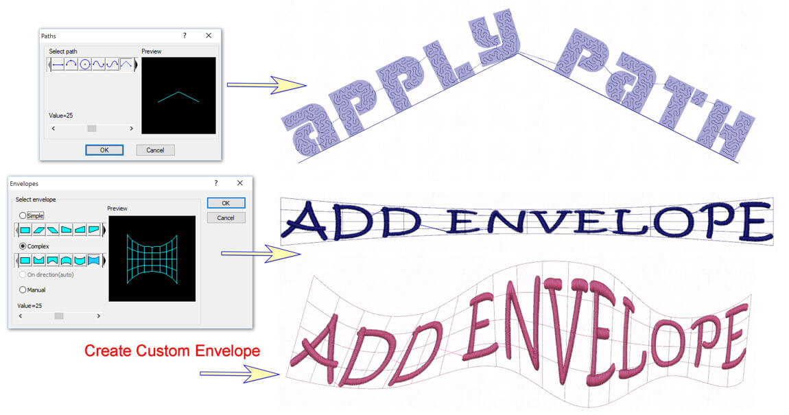 WINGS eXPerience Embroidery Software - Pilot Level