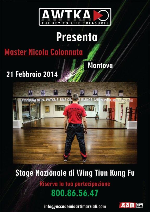 Stage Nazionale Sifu mantova 2014 21 febbraio
