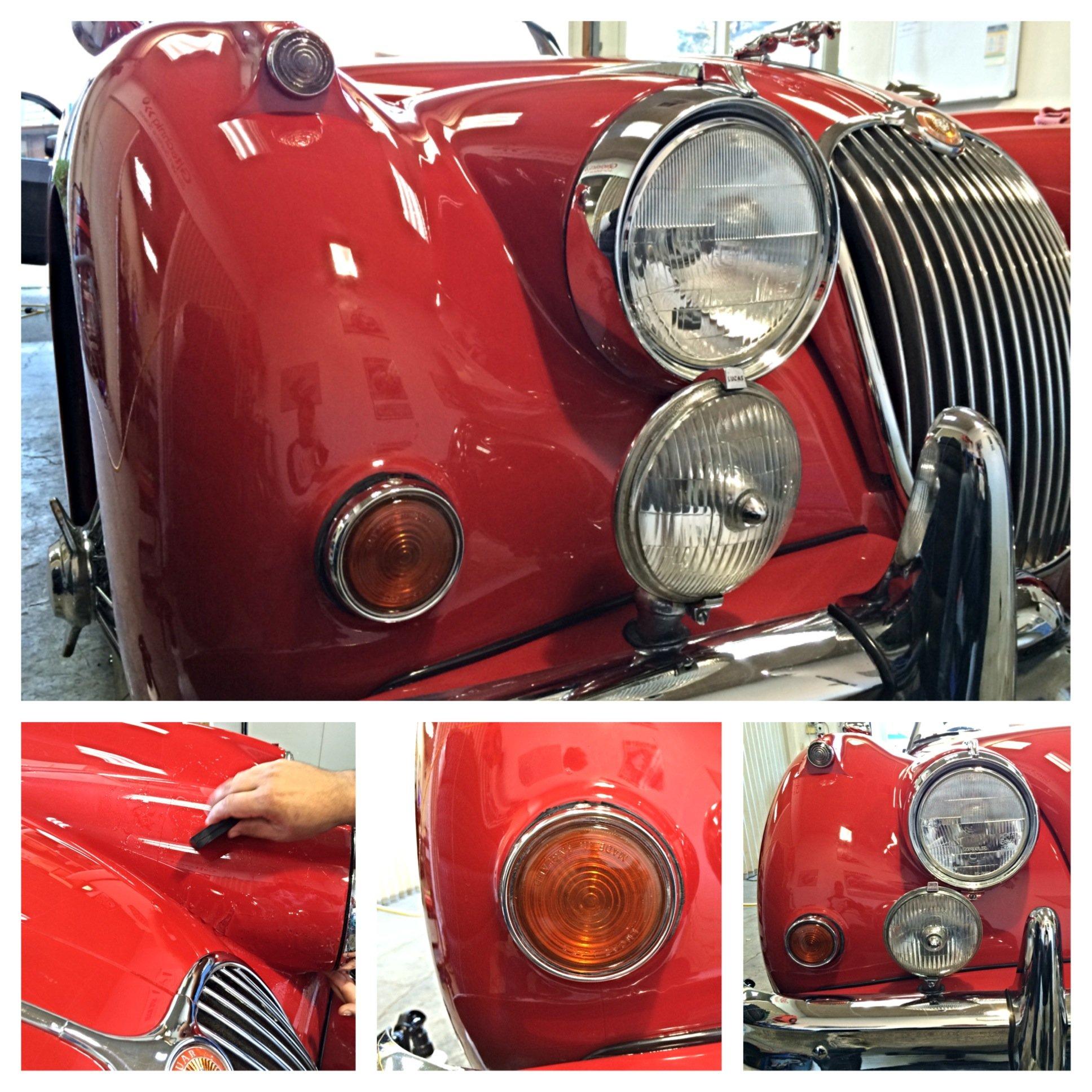 MK10, classic car, hand template, TARGA, racing, team jaguar, customised, car bra, stone chip film, paint protection film, winguard, adelaide, matte paint, adelaide, matt paint, decal, tint, XPEL, Ultimate, Stealth