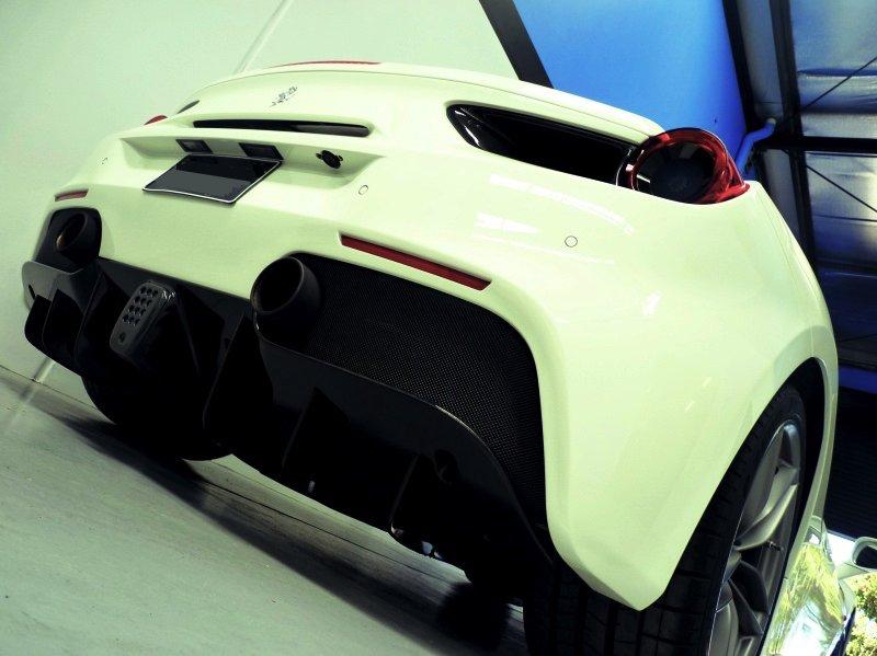 Ferrari, F12, F12 TDF, stone chip film, paint protection film, winguard, adelaide, matte paint, matt paint, car bra