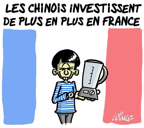 les PME françaises intéressent les investisseurs chinois