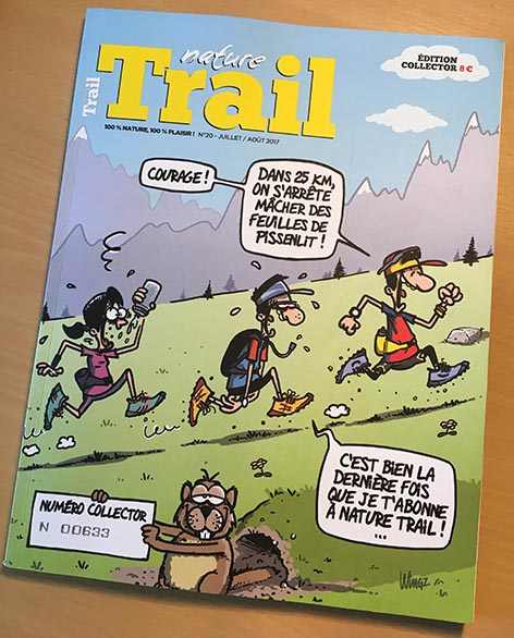 Nature trail wingz wingz dessinateur de presse - Dessin de course a pied ...