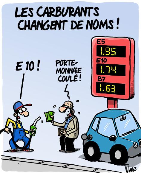 Uniformisation des marquages carburants en Europe Noms-carburants