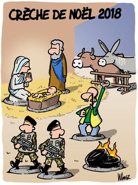 umour gilet jaune, terrorisme