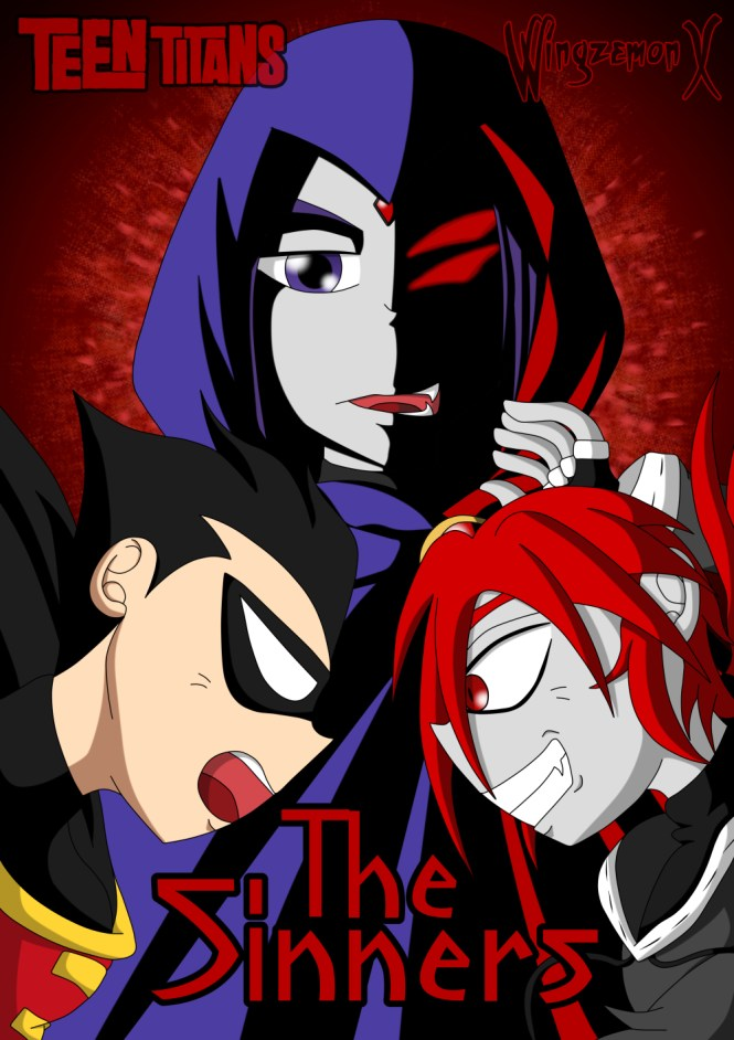 "Teen Titans: The Sinners - ""El Final está cerca..."""