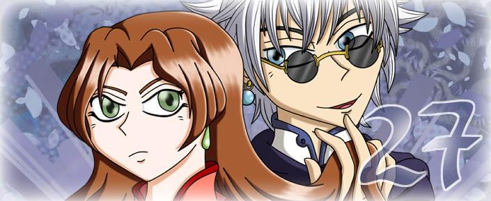 El Tigre y el Dragón - Capítulo 27. La Voluntad de Hyouei Nishida