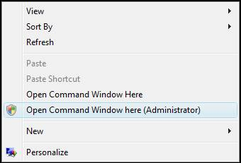 How to Open Elevated or Admin Command Prompt in Windows?