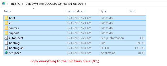 Create Bootable USB Flash Drive from ISO Using Windows USB/DVD Tool