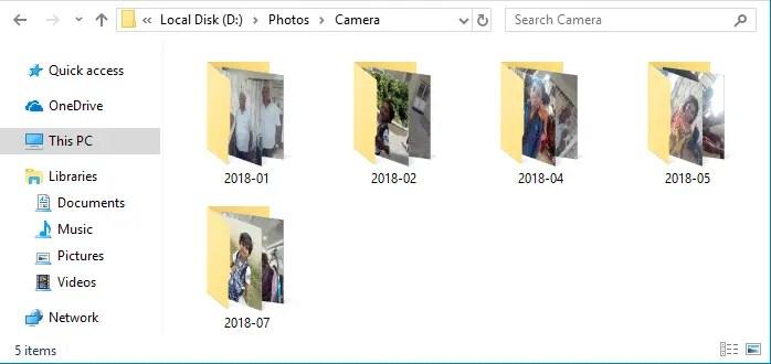 Copy Files from Multiple Sub-folders to a Single Folder