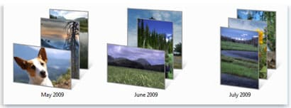 Pictures Library - Arrange by