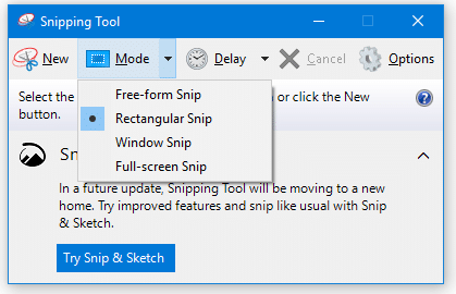 Snipping tool window 7 free download | Snipping Tool in Windows 10