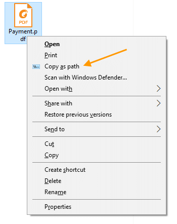 right click wont work on windows 10