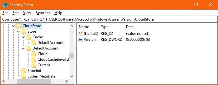 backup start tiles windows 10