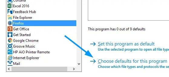 Make Firefox Open Pdf Not