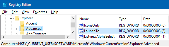 open file explorer to downloads folder