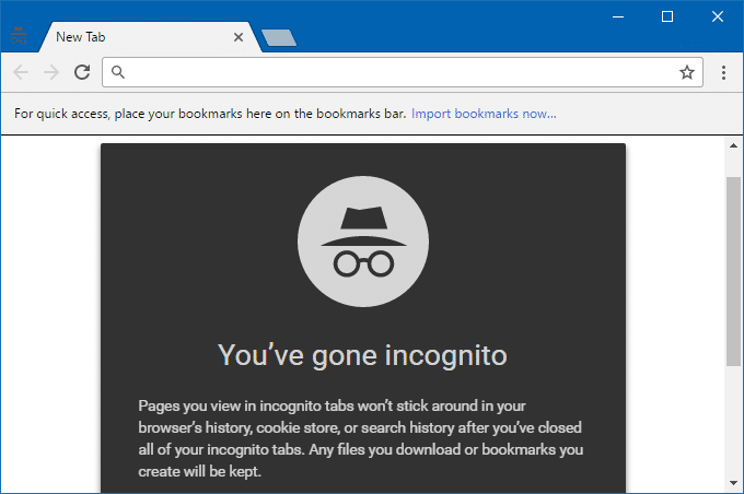 Apply a Light Theme for Chrome Incognito » Winhelponline