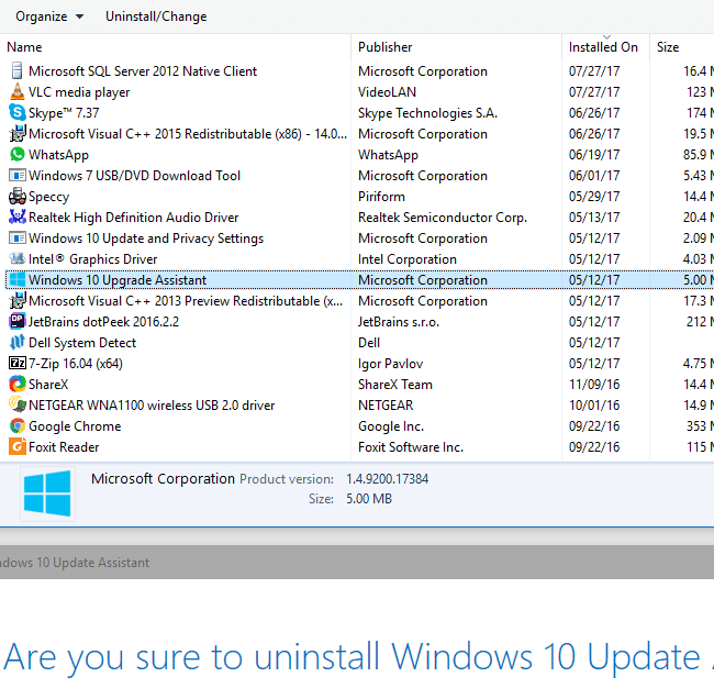 windows10upgrade windows 10 upgrade assistant
