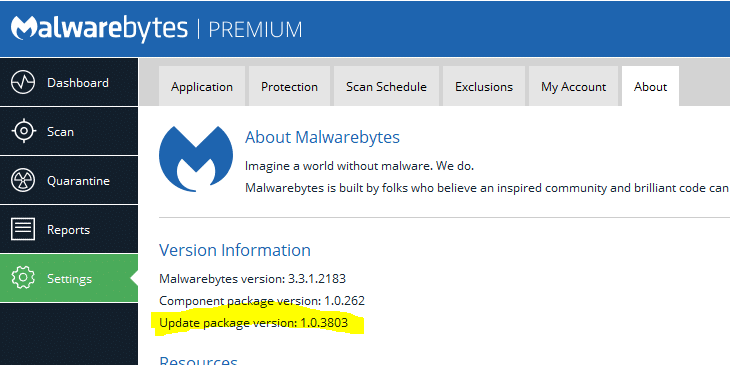 malwarebytes ram usage high memory leak