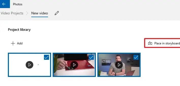 photos app merge combine videos