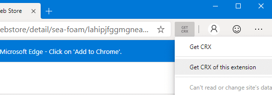 How to Install Chrome Themes & Extensions on Edge Chromium