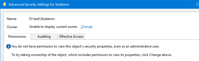 Failed to Enumerate Objects in the Container - cannot take ownership