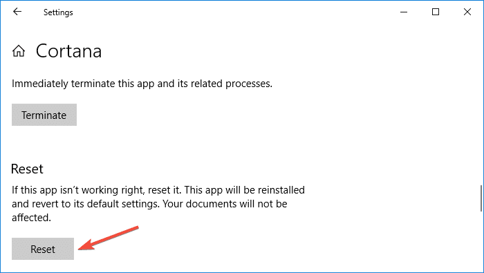 Windows 10 Start (Cortana) Search Results Empty & White Screen