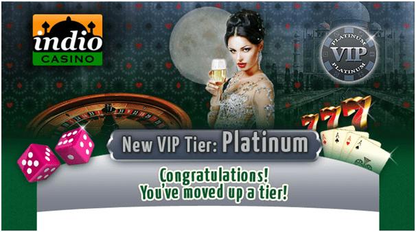 How to become a Casino VIP- Indio casino