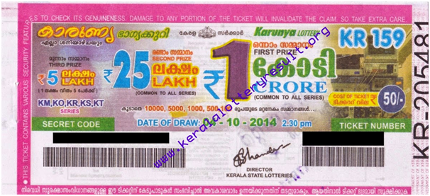 Kaurnya Lottery