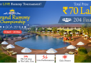 Live Rummy Tournament at Goa