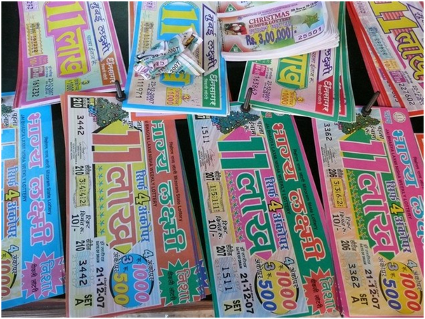 Lottery in India