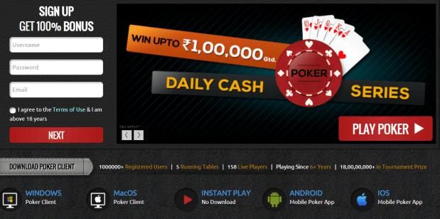 Adda 52 Poker India