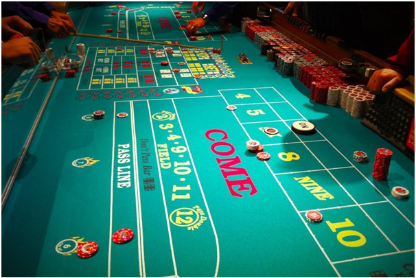 How to play high stake craps