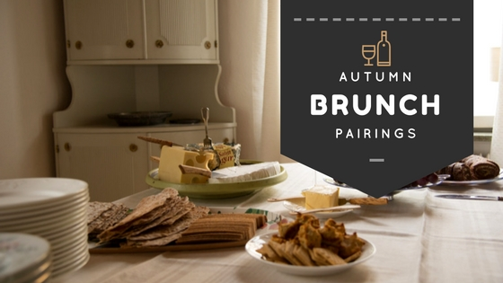 Fall Brunch Wine Pairings