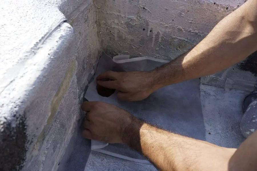 Mái nhà ống chống thấm