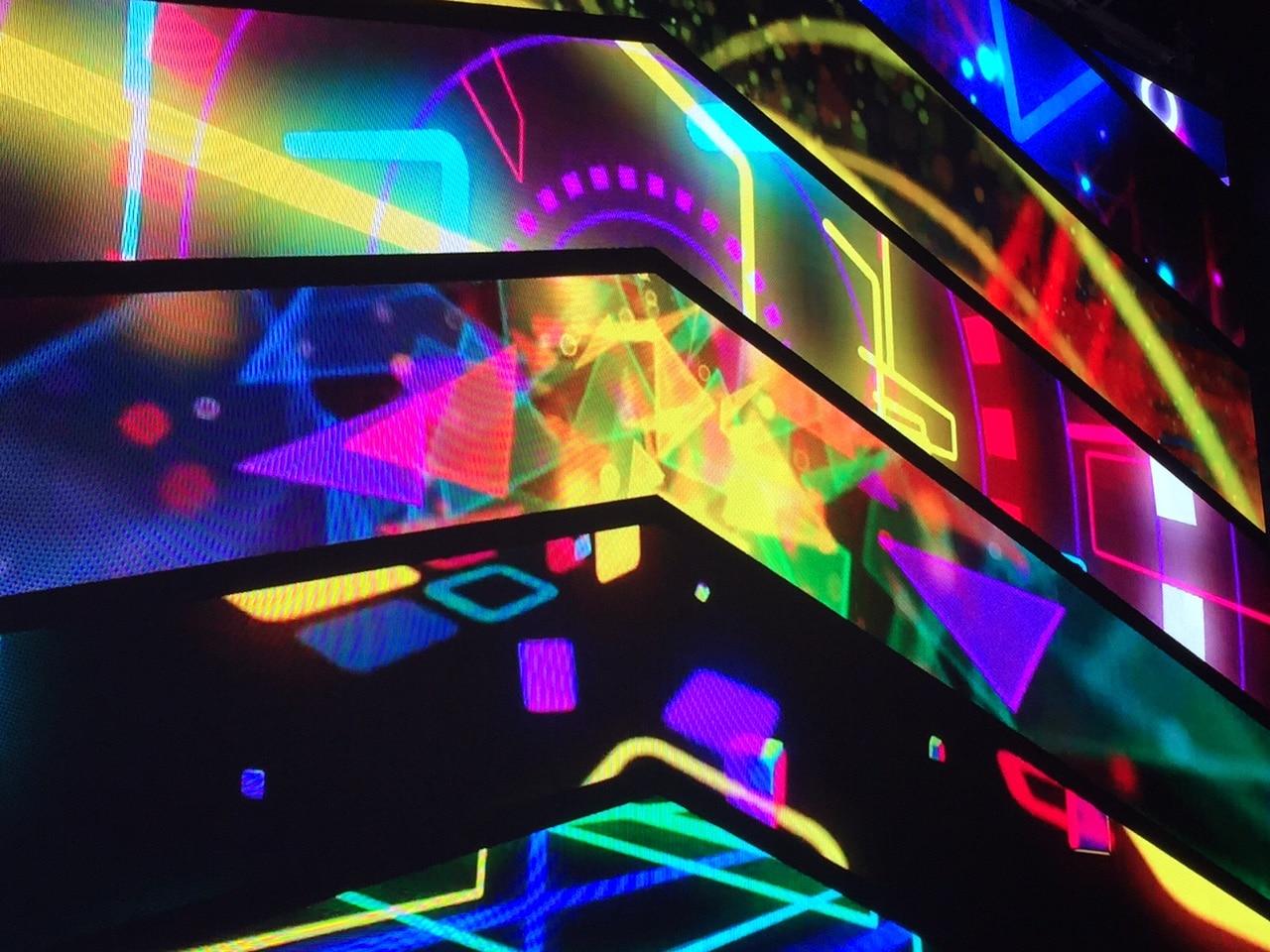 écran led discothèque
