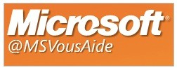 Microsoft vous aide