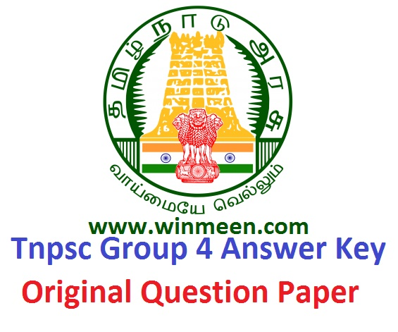 tnpsc-group-4-answer-key