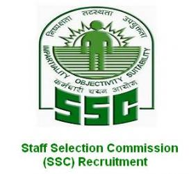 SSCSR Recruitment