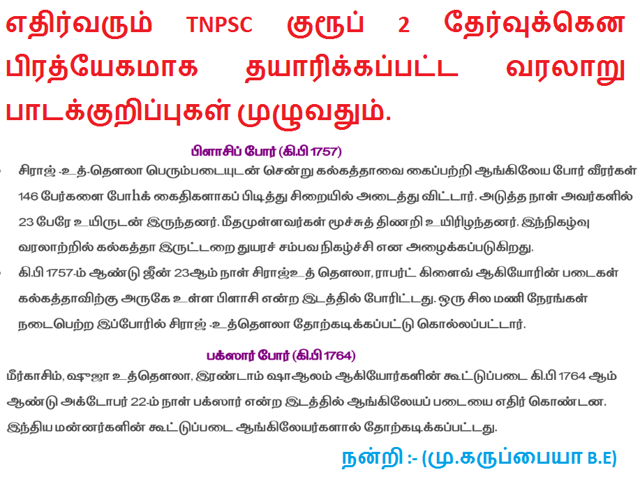 Study pdf in history material tnpsc tamil