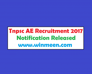 Tnpsc AE Assistant Engineer Syllabus Pdf Download