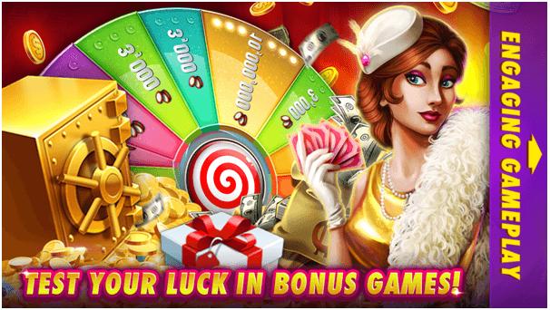 Billionaire casino slot features