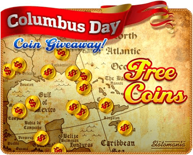 Columbus Day Deals at casinos