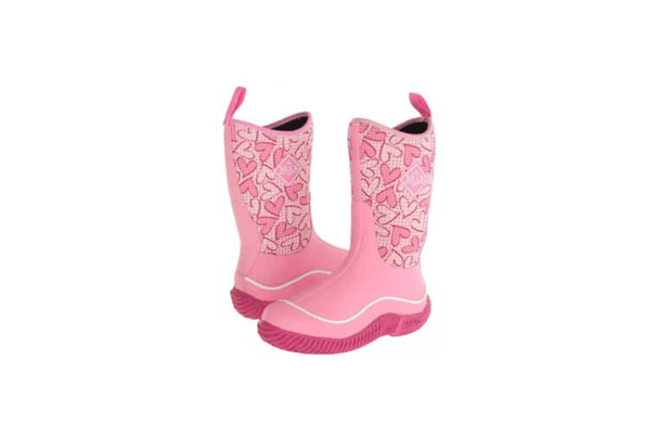 Durable Boots as Valentine Gift