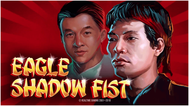 Eagle Shadow Fist- New RTG Slot game